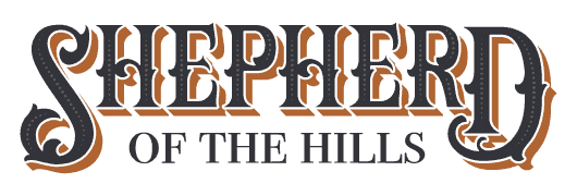 Shepherd of the hills logo