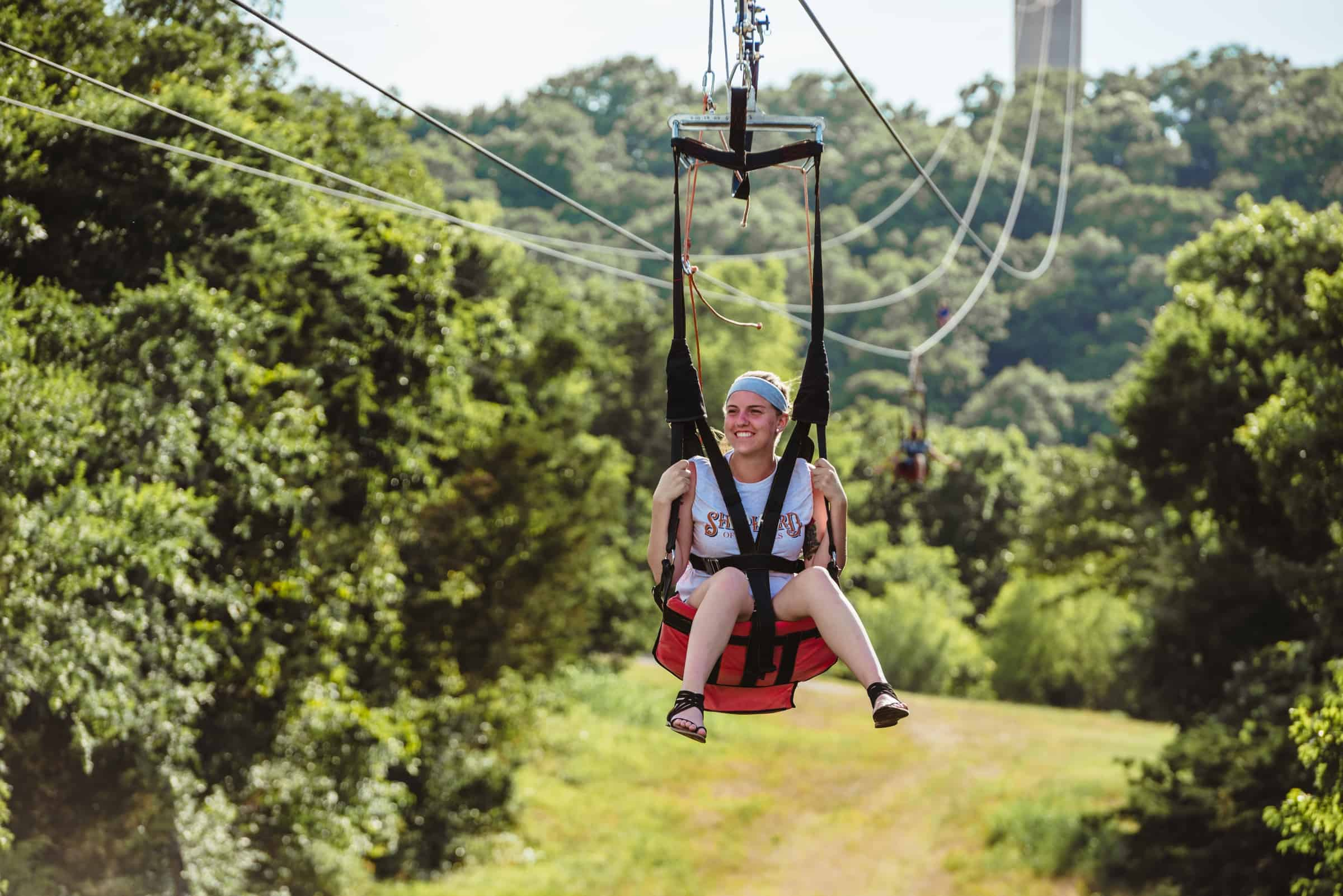 Prices start at $ Minimum age 10; must weigh between 70 – lbs. Closed-toe shoes required. Experience West Virginia's newest zipline, The Ridges, located on site at River submafusro.ml-seeker meets nature-lover for this exciting 1 to 2 hour treetop adventure.