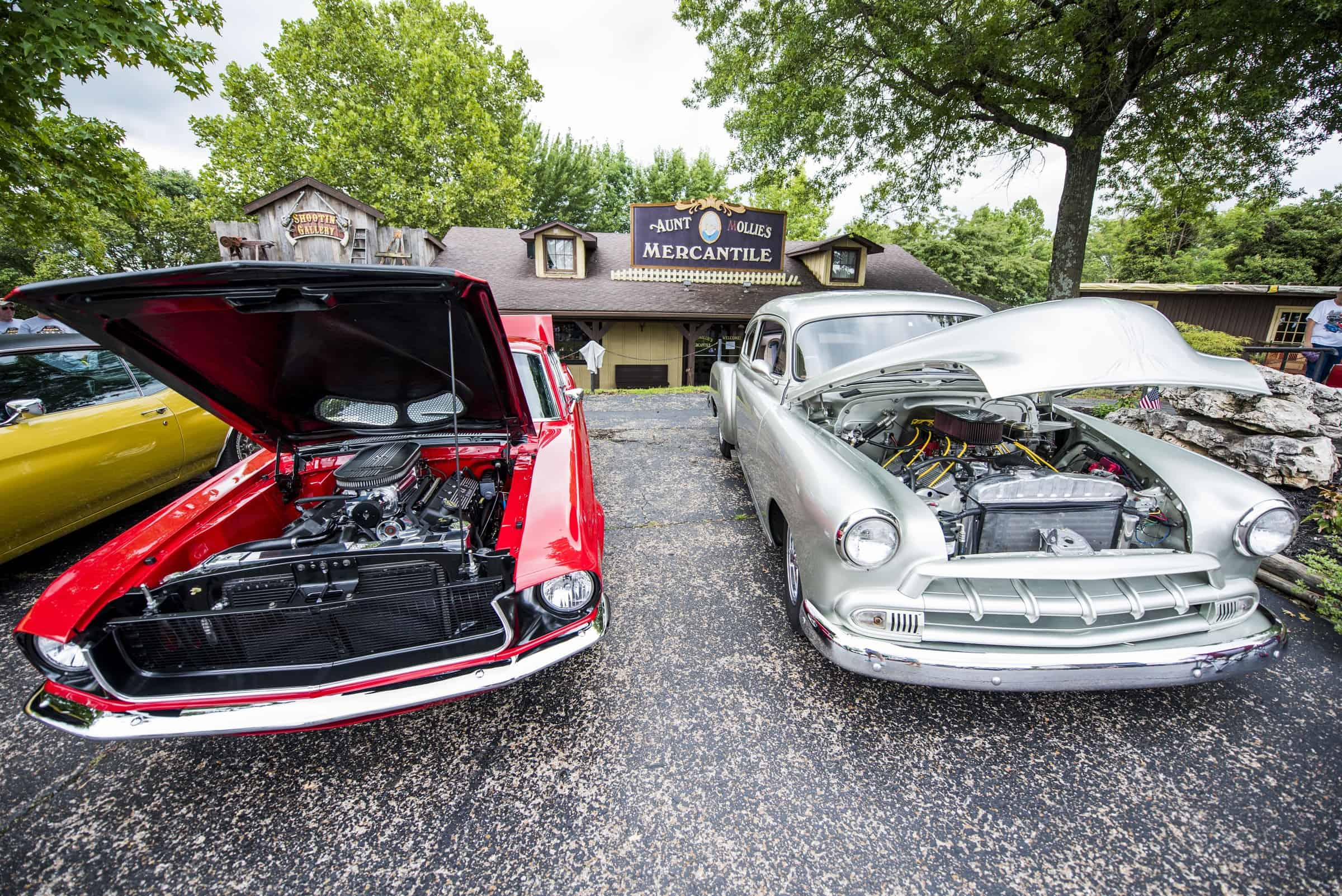 Shepherds Show N Shine Shepherd Of The Hills - Car show in branson mo 2018
