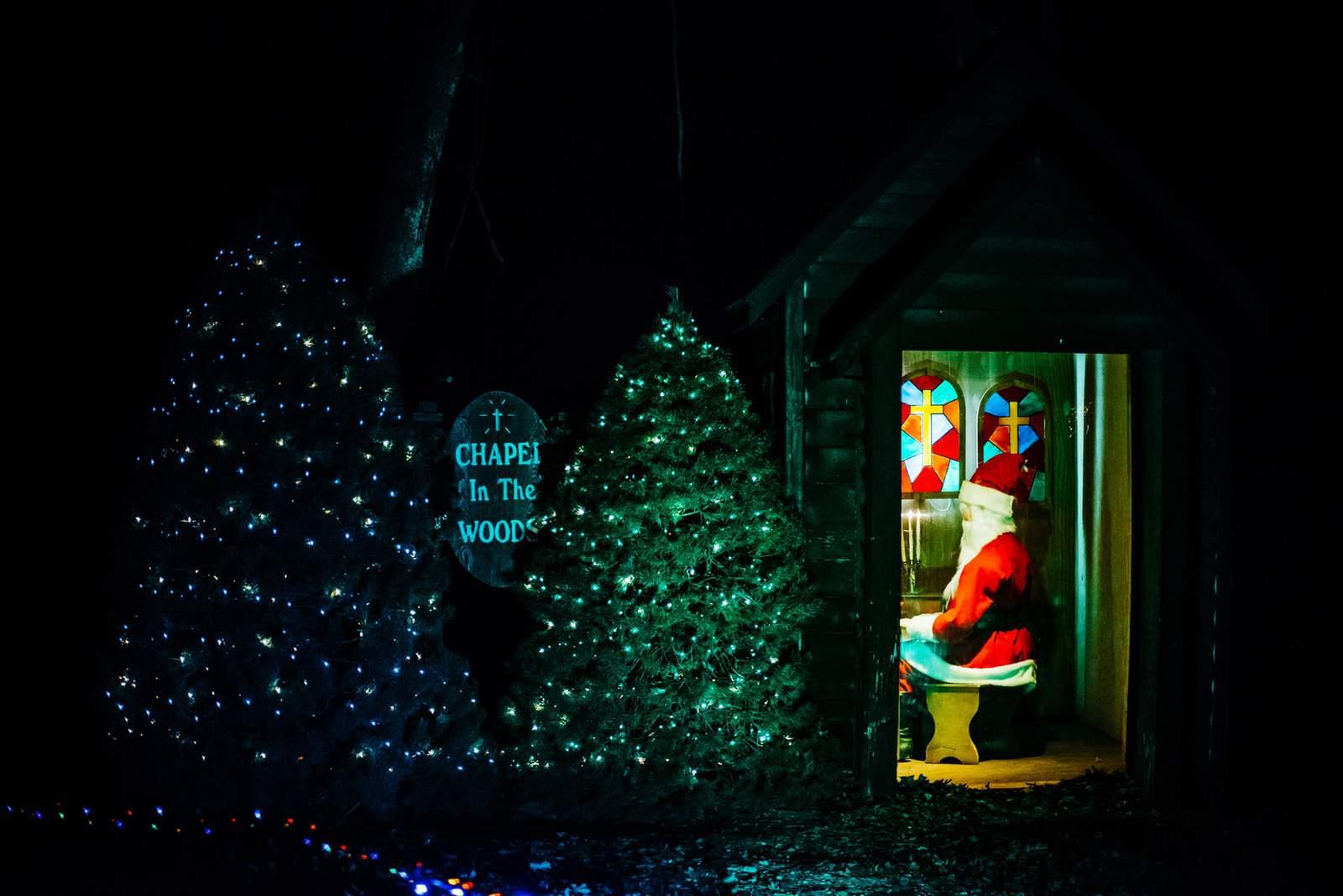 Shepherd Of The Hills Christmas Lights 2021 Branson S 1 Drive Though Trail Of Lights Shepherd Of The Hills