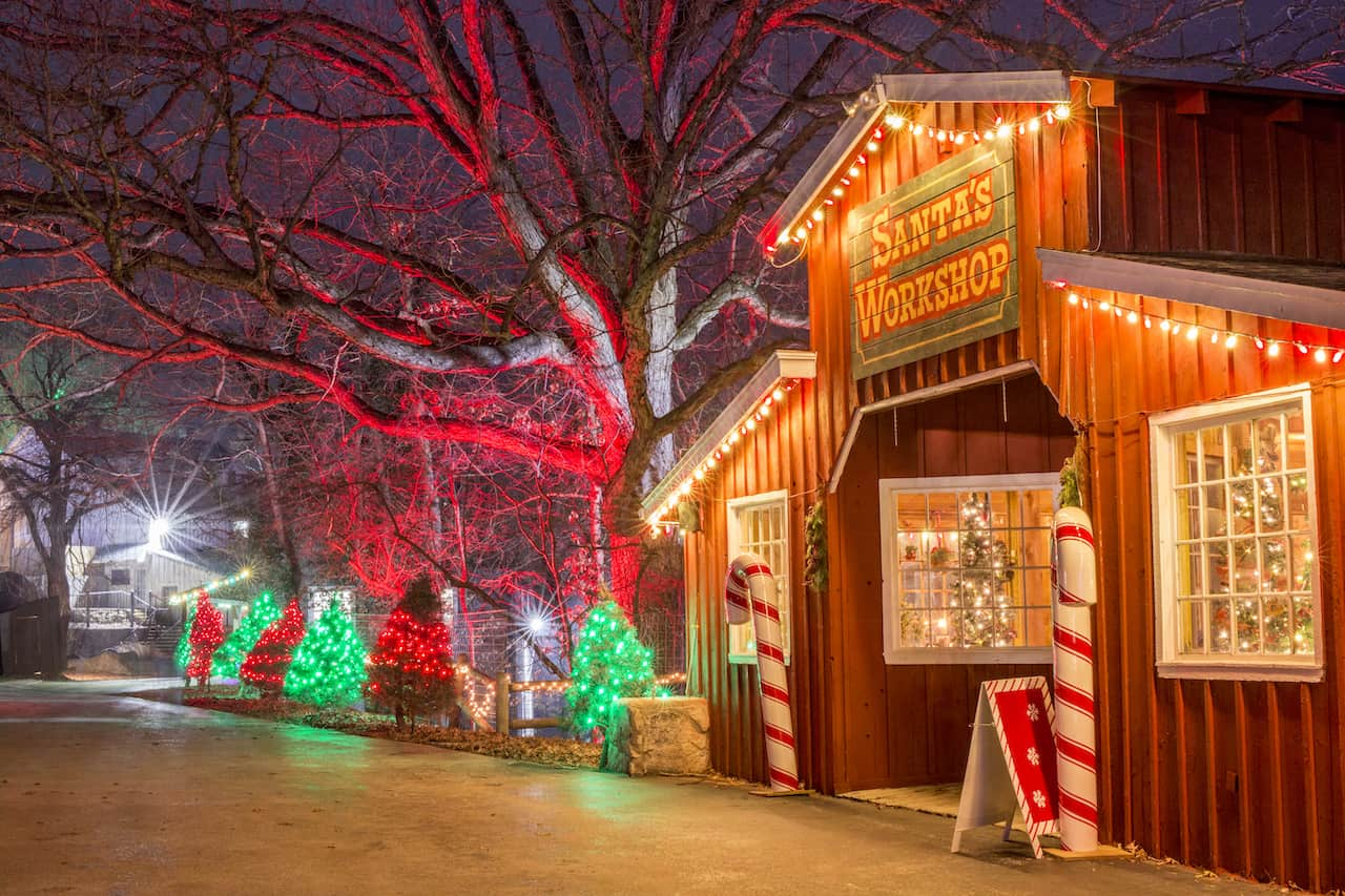 Adventure Park Usa Christmas Lights 2020 Shepherd of the Hills Adventure Park | Official Site