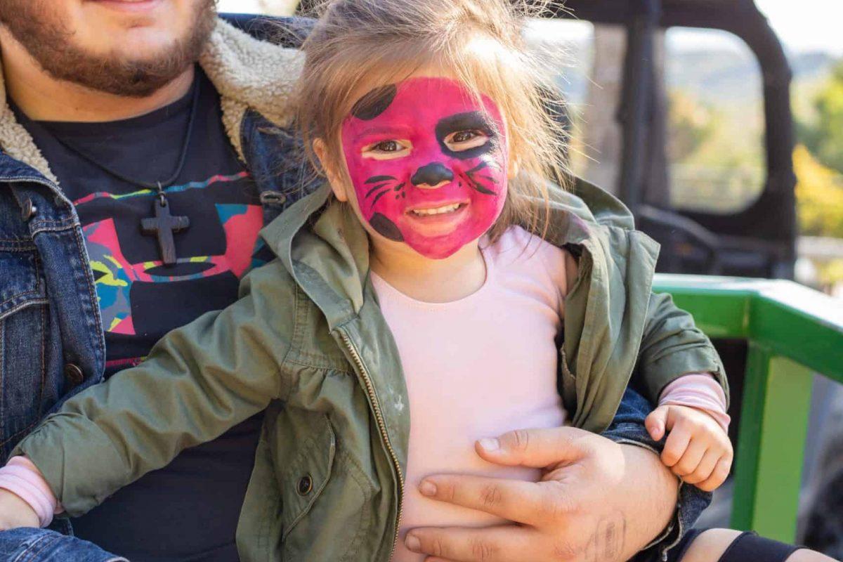 facepainting-pumpkinfest